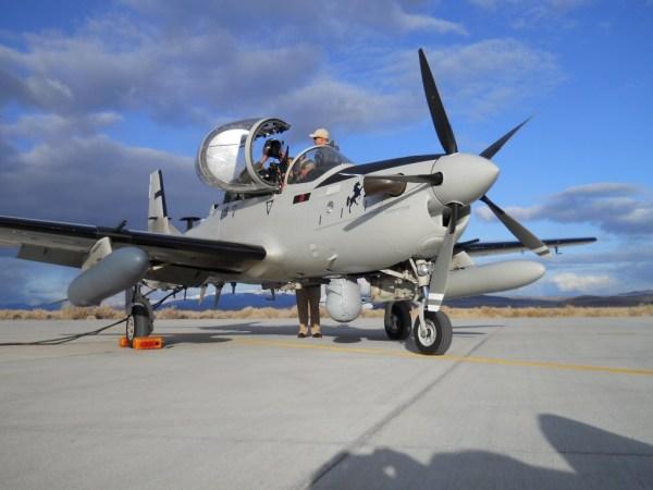 Super Tucano A 29B Imminent Fury IF Phase I 6 600x450 - Competição de aeronaves de ataque leve da USAF deve ser retomada apenas em 2019