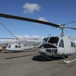 Brasil doa quatro helicópteros UH-1H para Força Aérea de Honduras