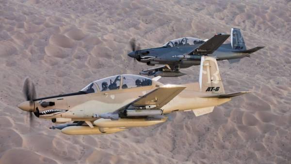 image 11 600x338 - Competição de aeronaves de ataque leve da USAF deve ser retomada apenas em 2019