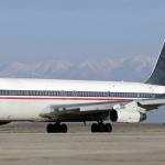 Acidente com Boeing 707 no Irã