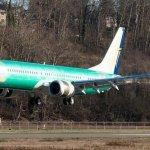IMAGENS: Voa o primeiro 737 MAX 200