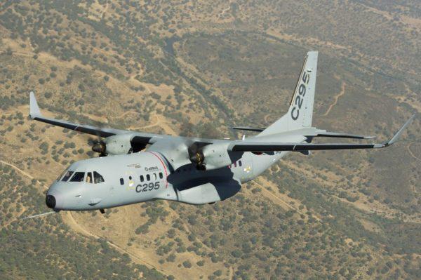 C295 FRENCH 1024x681 600x399 - Costa do Marfim se junta à família de operadores da aeronave C295