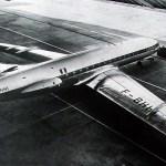 Quando o protótipo do Caravelle visitou o Brasil pela primeira vez