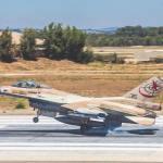 Venda de F-16 de Israel para Croácia não será concluída