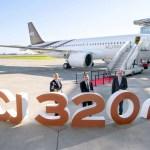 Primeiro ACJ320neo é entregue para a Acropolis Aviation