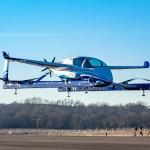 IMAGENS: Veículo aéreo autônomo de passageiros da Boeing completa o primeiro voo
