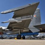 Índia quer mais 8 caças Su-30MKI para compensar perdas em acidentes