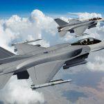 Parlamento búlgaro aprova negociações com os EUA para compra de caças F-16V