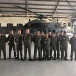 Marinha do Brasil destaca helicóptero UH-15 para ativação do Esquadrão de Aviação Naval em Belém do Pará
