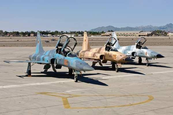 52146495 2641351719224679 2437999015472660480 n 600x400 - Marinha dos EUA prolongará a vida útil dos seus caças F-5