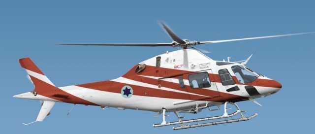 78818 - Israel compra helicópteros de treinamento avançado AW119Kx
