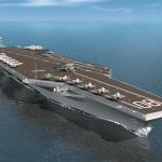 Marinha dos EUA concede contrato para fabricação dos novos porta-aviões nucleares CVN-80 e CVN-81
