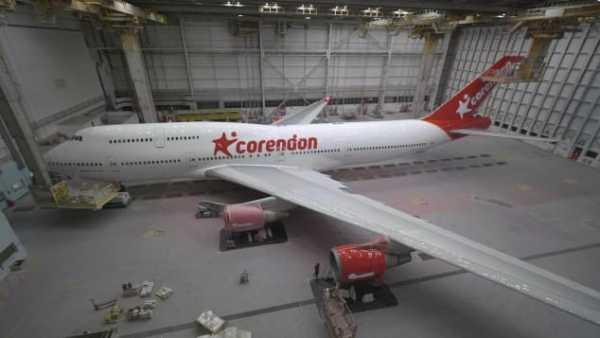 KLM Corendon Roma 600x338 - IMAGENS: Boeing 747-400 aposentado cruza estradas para virar atração em hotel na Holanda