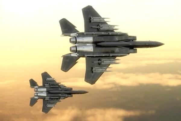 F 15 advanced Air Force Magazine 600x402 - Orçamento da USAF propõe aquisição de 8 caças F-15X para 2020