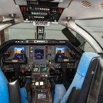 Treinador T-1A Jayhawk da Força Aérea dos EUA voa com novo pacote de aviônicos