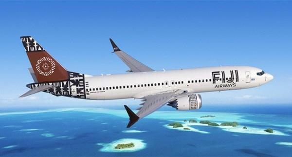 FJI 737 MAX 8  Reef 314244 0618 MR 750x403 600x322 - Austrália declara seu espaço aéreo proibido para aeronaves 737 MAX 8