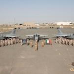 AMX: 6.000 horas de voo em missão no Kuwait