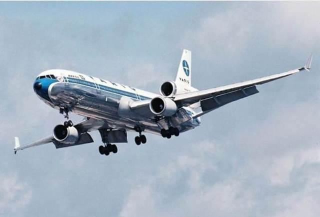 VARIG MD 11 - Aviação Comercial: ditadura da forma?