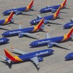 Aeronaves 737 MAX devem permanecer sem voar por mais tempo que o esperado