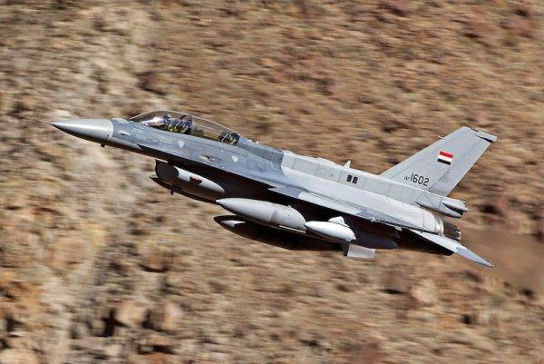 201958 1 600x401 - Caças F-16 iraquianos realizam primeira missão contra o Daesh, junto da coalizão