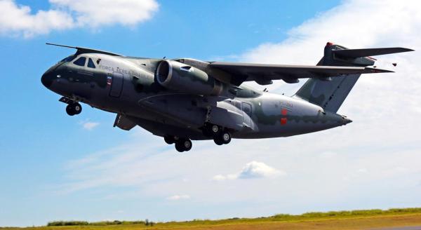 7n1 600x328 - LAAD: Embraer expõe ampla gama de soluções de Defesa & Segurança