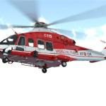 Corpo de Bombeiros da Itália recebe seus dois primeiros helicópteros AW139