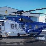 Guarda Costeira Islandesa moderniza frota com helicópteros de resgate Airbus H225