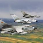 Alemanha precisará quase 9 bilhões de euros para manter frota Tornado até 2030