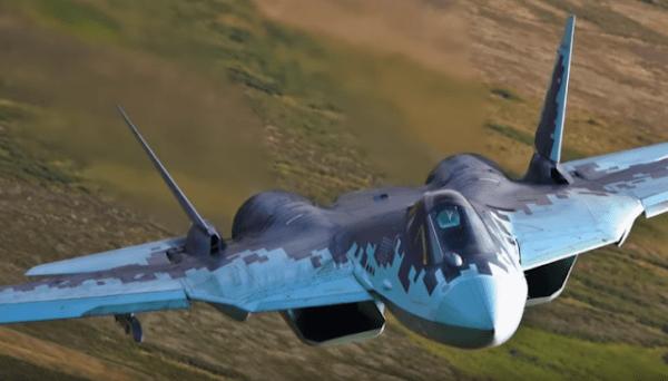 Su 57 front 600x342 - Su-57 para China?