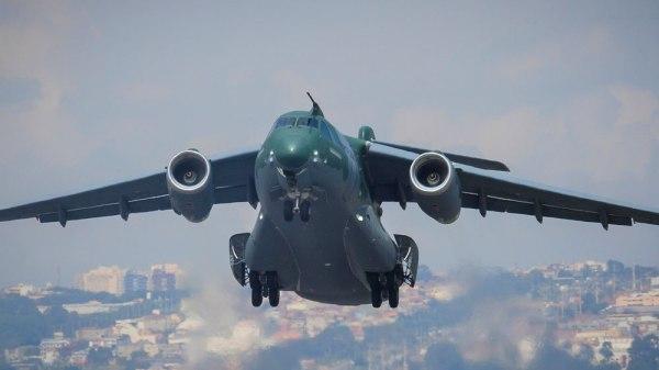 fab05 600x337 - LAAD: Primeiro KC-390 deve ser entregue para FAB no primeiro semestre