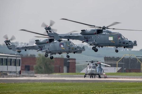 58600144 946879135482744 5373771228584607744 n 600x400 - Marinha das Filipinas recebe seus dois helicópteros AW159 Wildcat