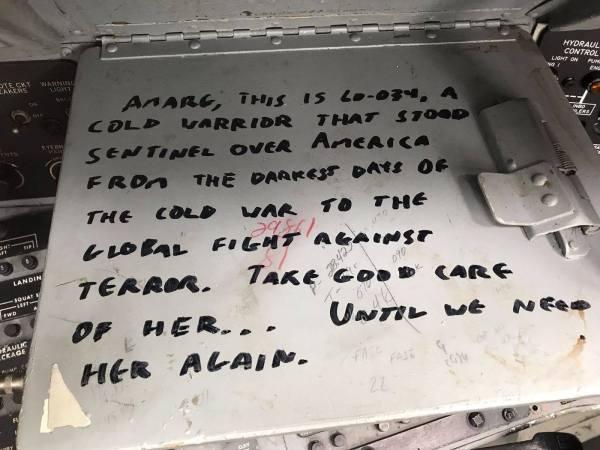 60484602 2798240306869152 6281295868314255360 o 600x450 - IMAGENS: USAF recoloca em voo um segundo B-52H que estava armazenado no deserto