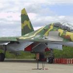 Bielorússia conclui entrega dos Su-30K modernizados para Força Aérea de Angola