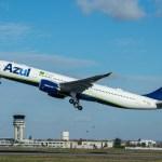 Azul Linhas Aéreas recebe o primeiro Airbus A330neo das Américas
