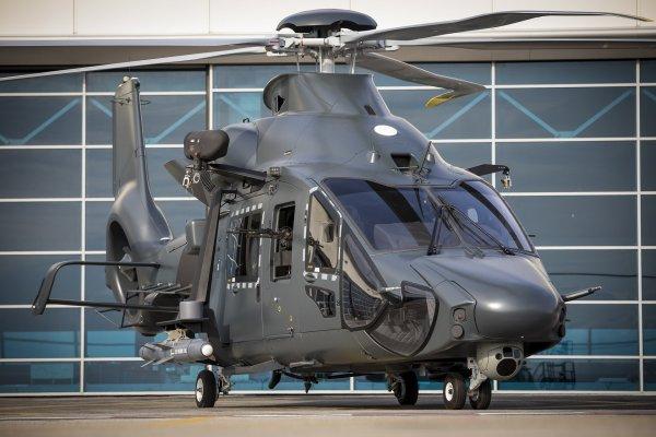CDPH 6782 015 600x400 - Airbus apresenta mockup do H160M Guépard