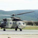 Acidente com helicóptero Cougar da Força Aérea Venezuelana
