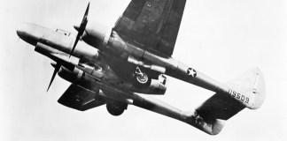 Northrop XP 61 NO Black Widow - ESPECIAIS