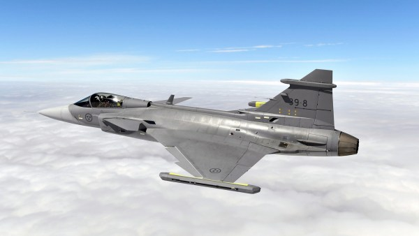 gripen aircraft beautiful the new improved electronic warfare system of gripen e of gripen aircraft 600x338 - Saab diz que testes do Gripen E estão bem adiantados
