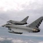 Caças Eurofighter italianos conduzem primeiro alerta de interceptação na Romênia