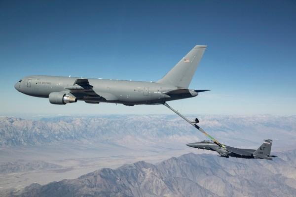 2019 06 13 KC 46 960 600x400 - AIRVENTURE: Boeing KC-46 Pegasus estará presente em Oshkosh este ano