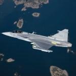 Gripen E está fora da competição da Força Aérea Suíça