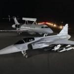 Oferta Saab do Gripen para Finlândia inclui aeronaves GlobalEye