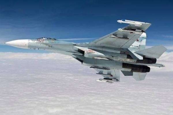 64714062 302486727303199 751924498650890240 n 600x400 - Caças russos Su-27 interceptam bombardeiros B-52 dos EUA