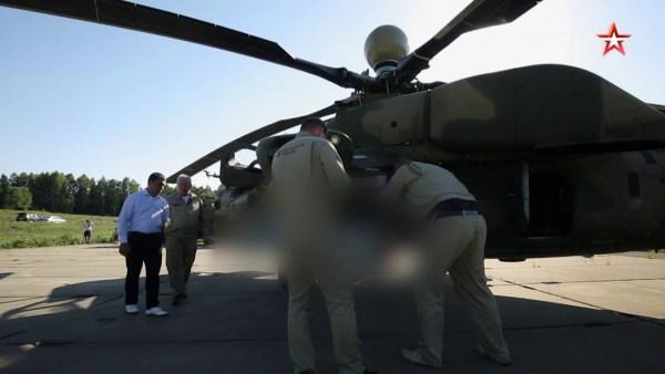 LMUR Mi 28NM test 600x338 - VÍDEO: Rússia testa novo e secreto míssil ar-terra LMUR no helicóptero Mi-28NM