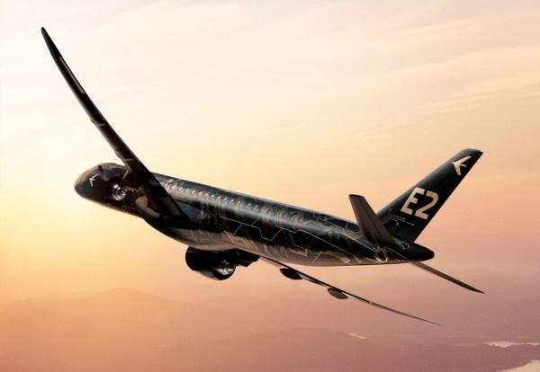 incredible2 year 2 600x414 - VÍDEO: Embraer apresenta a nova pintura Profit Hunter chamada de TechLion