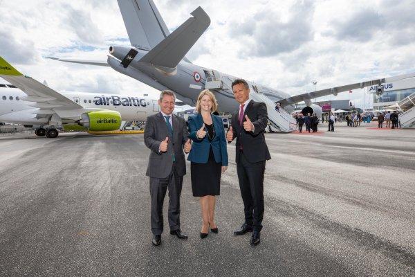 lm airbus paris air show 2019 Press 600x400 - PARIS AIR SHOW: Airbus e Lockheed Martin reafirmam parceria em aviões-tanque para mercado dos EUA