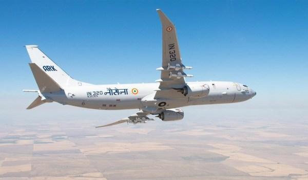 p 8I Poseidon 600x350 - Índia pretende adquirir 10 aeronaves P-8I Poseidon adicionais