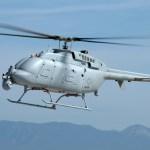 Marinha dos EUA pretende adquirir 38 helicópteros não tripulados MQ-8C Fire Scout
