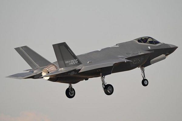 49401292 464328664097253 3824564827179528973 n 600x399 - Coréia do Sul recebe mais dois caças F-35A