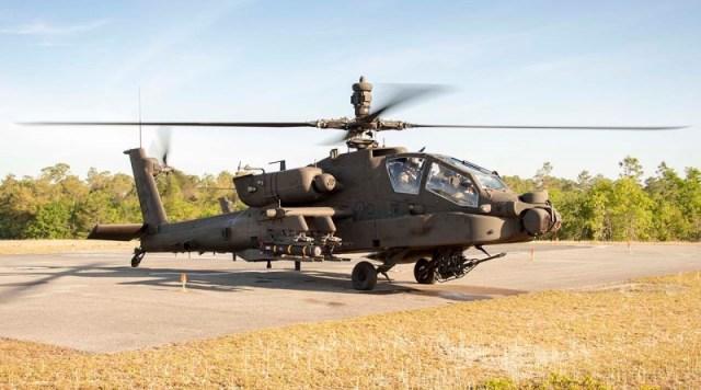 Apache JAGM - Exército dos EUA realiza teste operacional no novo míssil ar-terra JAGM